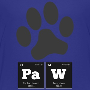 Periodic Elements: PaW - Toddler Premium T-Shirt