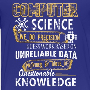 Computer Science Shirt - Toddler Premium T-Shirt