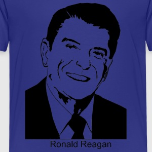 Ronald Reagan - Toddler Premium T-Shirt