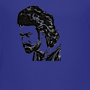 bahubali balck and white rabhas - Toddler Premium T-Shirt