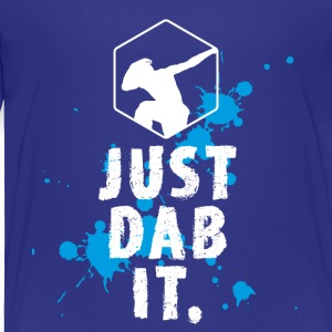 dab just dab it dabbing Football touchdown Panda - Toddler Premium T-Shirt