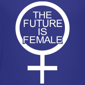 The future is female - Toddler Premium T-Shirt
