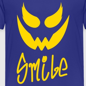Evil Smile - Toddler Premium T-Shirt
