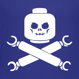 Plastic Block Pirates - Toddler Premium T-Shirt