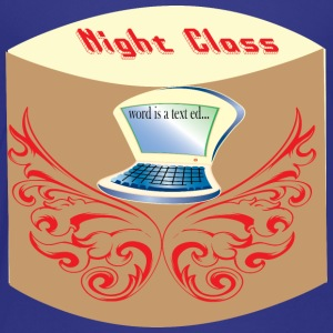 night class - Toddler Premium T-Shirt
