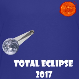eclipse 2017 - Toddler Premium T-Shirt