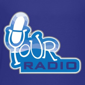 radio - Toddler Premium T-Shirt