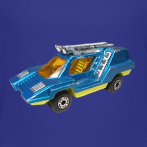 FUTURISTIC TOY VAN - Toddler Premium T-Shirt