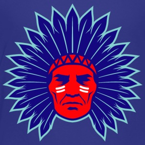 indian_chief_head - Toddler Premium T-Shirt