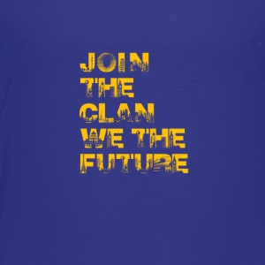 We the future merch - Toddler Premium T-Shirt