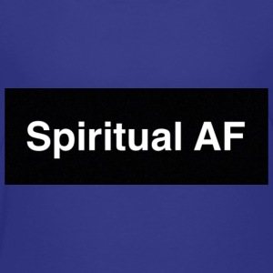 Spiritual af design - Toddler Premium T-Shirt