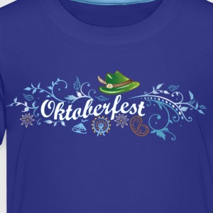 German Oktoberfest decoration - Toddler Premium T-Shirt