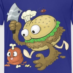 CAHTCH A MEAT - Toddler Premium T-Shirt