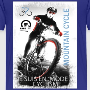 MOUNTAIN CYCLE - Toddler Premium T-Shirt