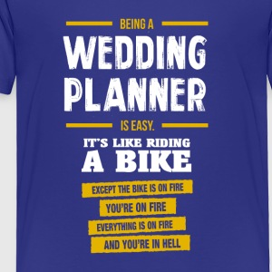 wedding planer - Toddler Premium T-Shirt