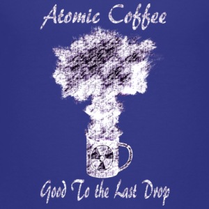 Atomic Coffee Two - Toddler Premium T-Shirt