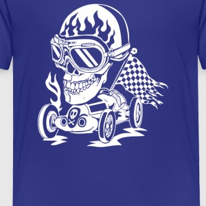 Death Race - Toddler Premium T-Shirt