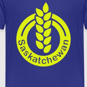 Saskatchewan Canada - Toddler Premium T-Shirt