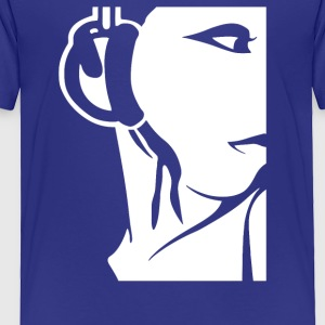 Bloody Headphones - Toddler Premium T-Shirt