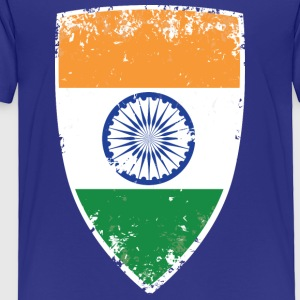 Flag of India - Toddler Premium T-Shirt