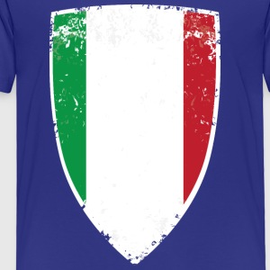 Flag of Italy - Toddler Premium T-Shirt
