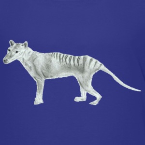 Tasmanian Tiger Sketch - Toddler Premium T-Shirt