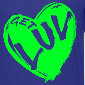 Get Luv - (Athlete Green) - Toddler Premium T-Shirt