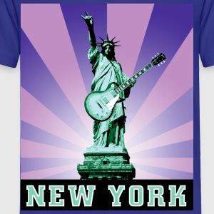 Statue of Liberty Rocks - Toddler Premium T-Shirt