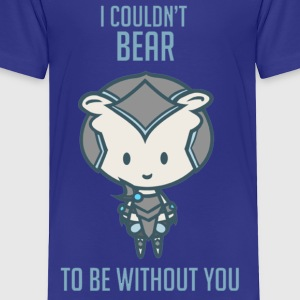 Bear - Toddler Premium T-Shirt