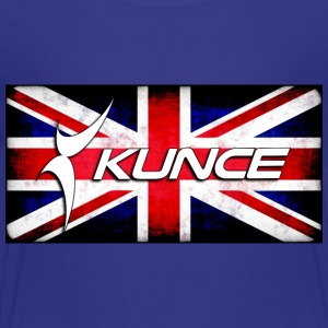 Kunce UK Grunge - Toddler Premium T-Shirt