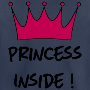princess inside - Toddler Premium T-Shirt