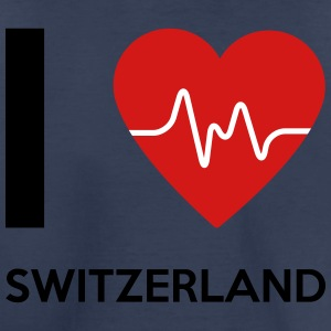 I Love Switzerland - Toddler Premium T-Shirt