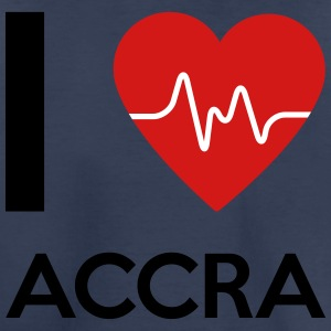 I Love Accra - Toddler Premium T-Shirt