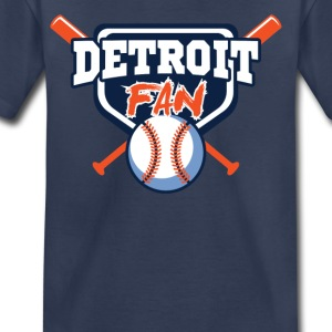 detroit fan shirt - Toddler Premium T-Shirt