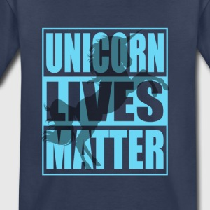 Funny Unicorn Lives Matter Humor Quotes Apparel - Toddler Premium T-Shirt