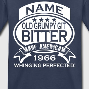 Old Grumpy Git Bitter Made American - Toddler Premium T-Shirt