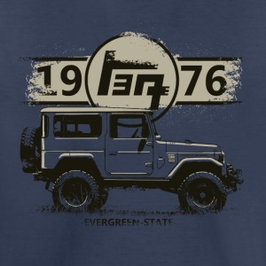 FJ Cruiser 1976 - Toddler Premium T-Shirt