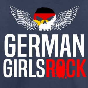 GERMAN GIRLS ROCK - Toddler Premium T-Shirt