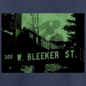CCC Aspen, Colorado 3rd Bleeker Trip Out Series - Toddler Premium T-Shirt
