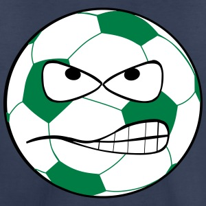 Angry Soccer Ball - Toddler Premium T-Shirt