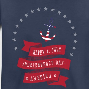 4. Juli independance day Harbour America usa - Toddler Premium T-Shirt