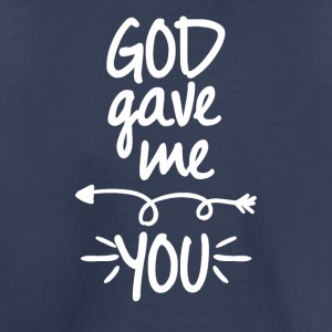 God gave me you (left arrow) - Toddler Premium T-Shirt