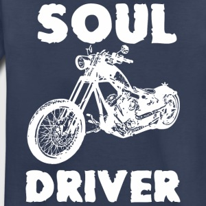 Motorcycle SOUL DRIVER - Toddler Premium T-Shirt