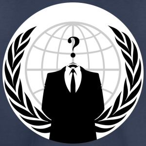 Anonymous Hacker - Toddler Premium T-Shirt