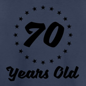 70 Years Old - Toddler Premium T-Shirt