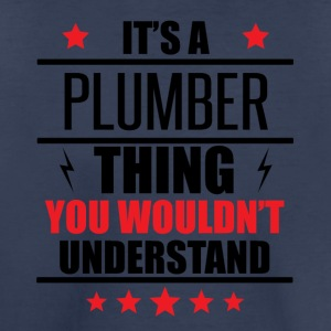 It's A Plumber Thing - Toddler Premium T-Shirt