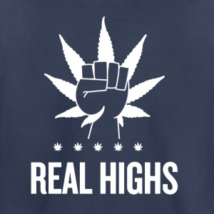 REAL-HIGHS - Toddler Premium T-Shirt
