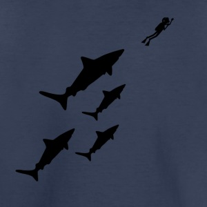 Shark - Toddler Premium T-Shirt