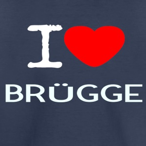 I LOVE BRUEGGE - Toddler Premium T-Shirt