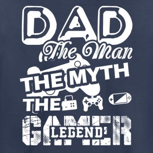 Gamer Dad Shirt - Toddler Premium T-Shirt
